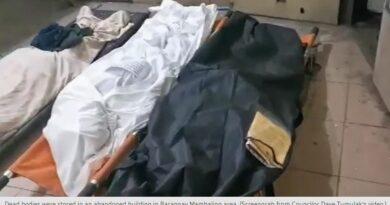 """PHILIPPINEN MAGAZIN - NACHRICHTEN - Leichen in """"verlassenem Gebäude"""" gelagert"""