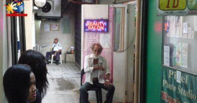 PHILIPPINEN MAGAZIN - FOTO DES TAGES - Beauty Parlor Foto von Sir Dieter Sokoll