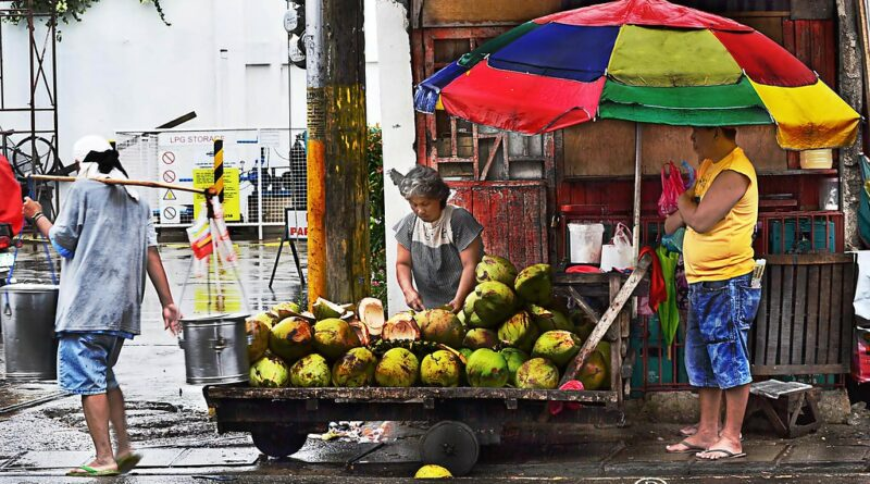 PHILIPPINEN MAGAZIN - NACHRICHTEN - Taguig sperrt ambulante Verkäufer während des ECQ au