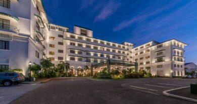 PHILIPPINEN MAGAZIN - TAGESTHEMA - Das Manila Hotel ist das erste klimatisierte Gebäude des Landes