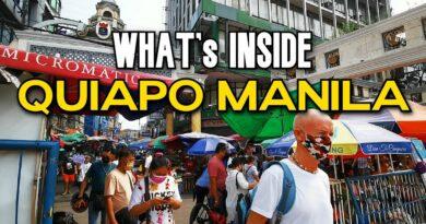 PHILIPPINEN MAGAZIN - VIDEOSAMMLUNG - Wie sieht es in Quiapo aus?