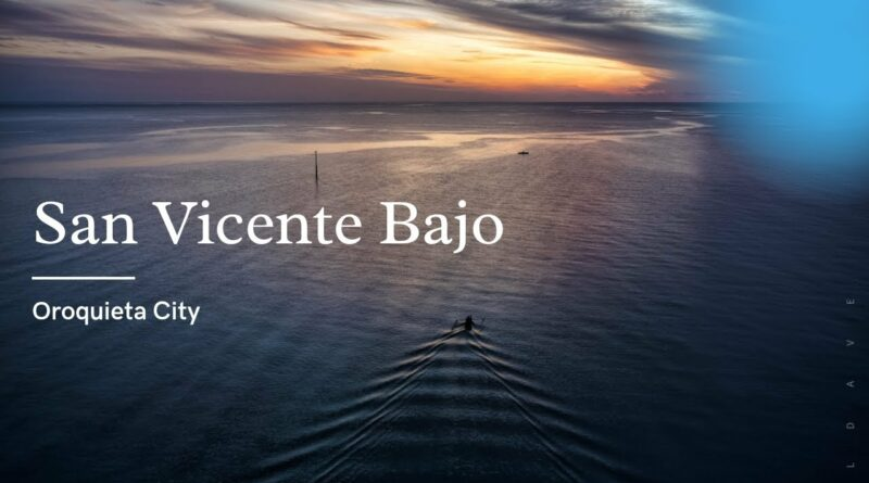 PHILIPPINEN MAGAZIN - SIGHTS OF CAGAYAN DE ORO CITY & NORTHERN MINDANAO - San Vicente Bajo Hafen in Oroquita