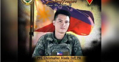 PHILIPPINEN MAGAZIN - NACHRICHTEN - Soldat und 2 NPA-Rebellen sterben bei Zusammenstoß in Silay