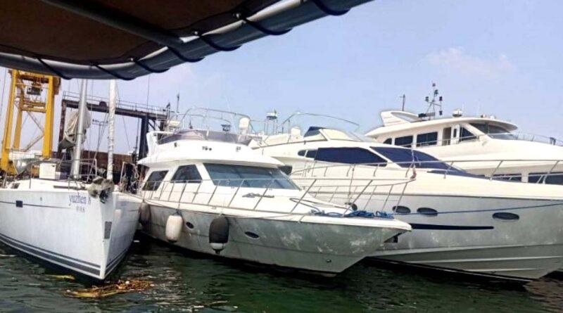 PHILIPPINEN MAGAZIN - NACHRICHTEN - Luxusyachten im Hafen von Manila beschlagnahmt
