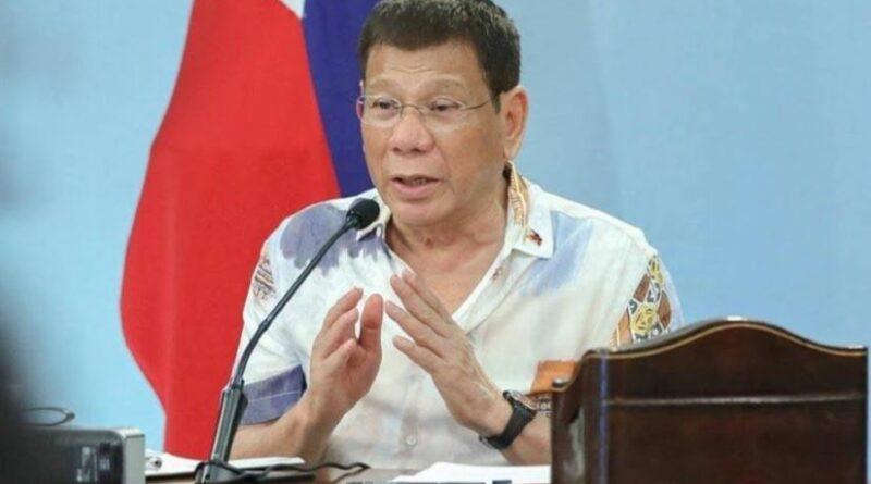 PHILIPPINEN MAGAZIN - NACHRICHTEN - Duterte akzeptiert Unterstützung zum Vizepräsidenten