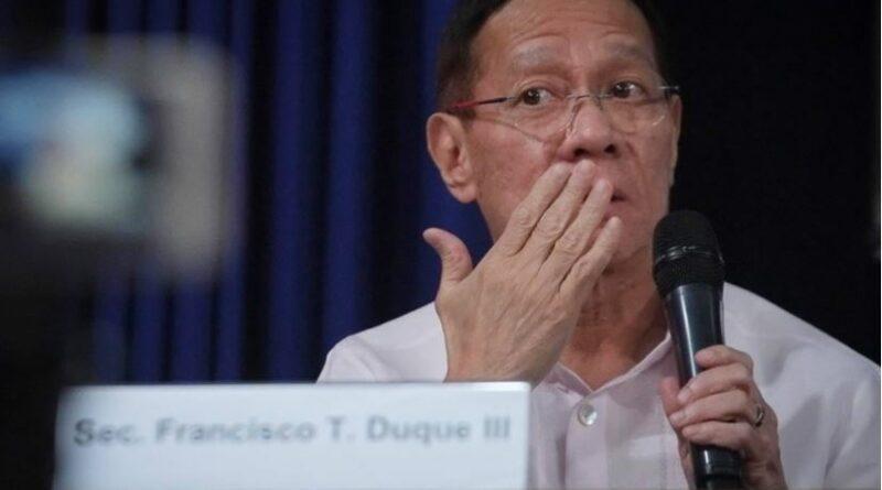 PHILIPPINEN MAGAZIN - NACHRICHTEN - Duterte will Gesundheitsminister Duque nicht entlassen, aber freiwilligen Rücktritt akzeptieren