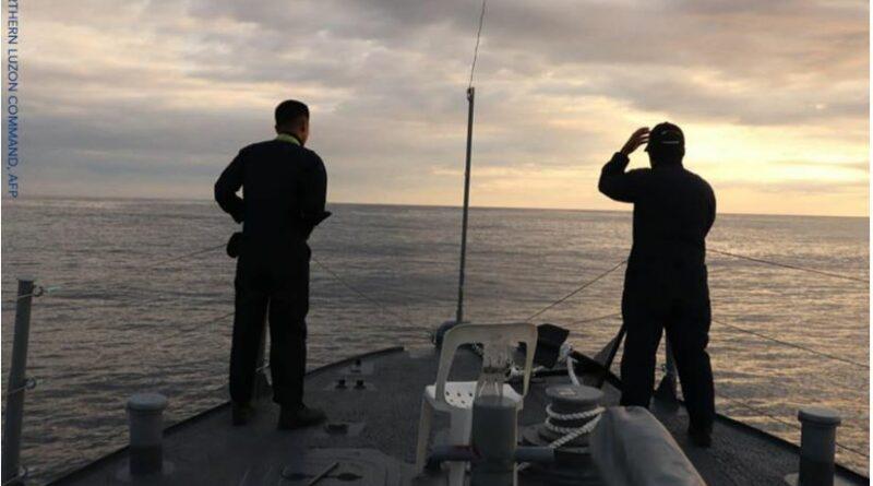 PHILIPPINEN MAGAZIN - NACHRICHTEN - Fischer vor der Küste von Pangasinan gerettet