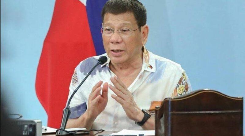"""PHILIPPINEN MAGAZIN - NACHRICHTEN - Duterte beanstandet das """"Getue"""" der Gesetzgeber"""
