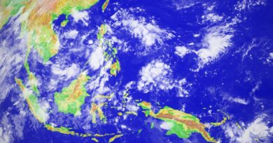 PHILIPPINEN MAGAZIN - WETTER - Die Wettervorhersage für die Philippinen, Sonntag, den 29. August 2021