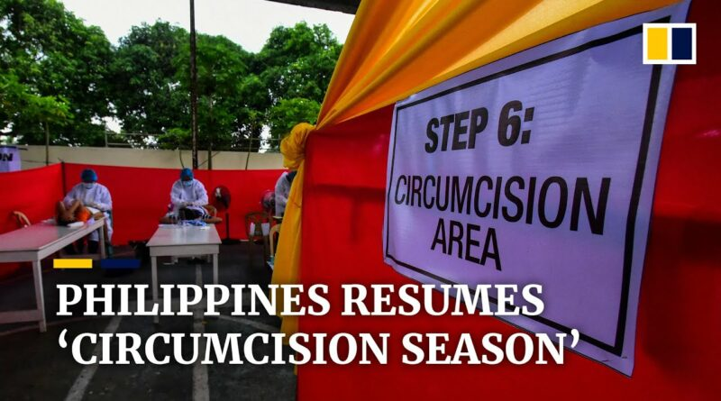 PHILIPPINEN MAGAZIN - VIDEOSAMMLUNG - Die Massenbeschneidung ist zurück
