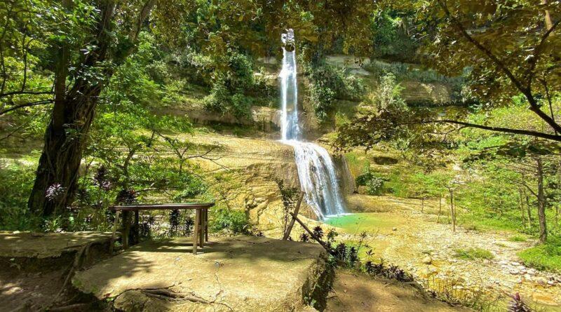 PHILIPPINEN MAGAZIN - REISEN - Der Can-umatad Wasserfall