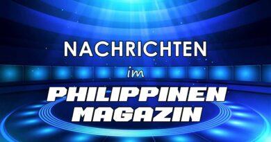 PHILIPPINEN MAGAZIN - NACHRICHTEN - 3 chinesische Staatsangehörige verhaftet