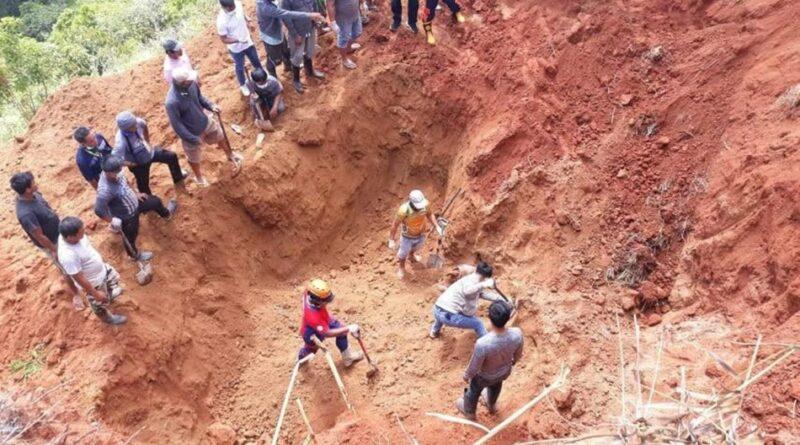 PHILIPPINEN MAGAZIN - NACHRICHTEN - 4 Arbeiter auf einer Baustelle getötet