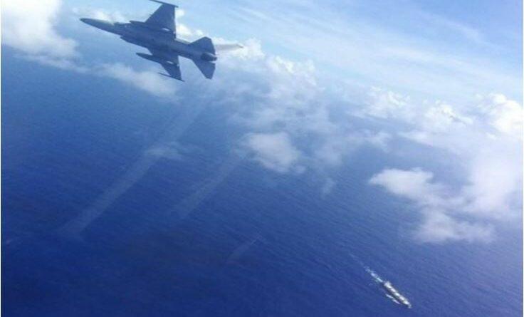 PHILIPPINEN MAGAZIN - NACHRICHTEN - Philippinische Luftwaffe fängt unbekanntes Flugzeug ab