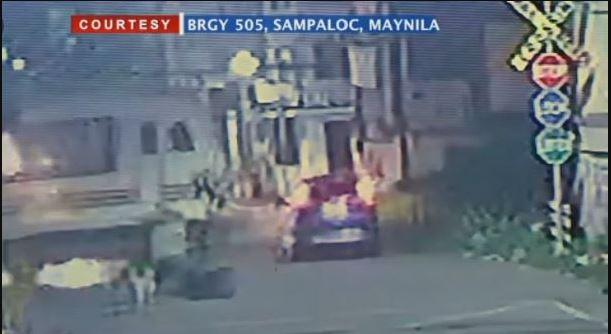 PHILIPPINEN MAGAZIN - NACHRICHTEN - Zug gegen SUV