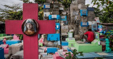 PHILIPPINEN MAGAZIN - TAGESTHEMA - Einstige Friedhöfe in Manila heute