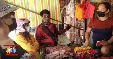 PHILIPPINEN MAGAZIN - FOTO DES TAGES - Verhandlungen mit den Geldverleiehern Foto von Sir Dieter Sokoll