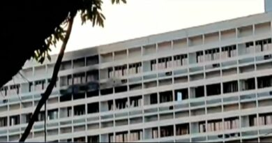 PHILIPPINEN MAGAZIN - NACHRICHTEN - Brand im Büro des Nationalarchivs