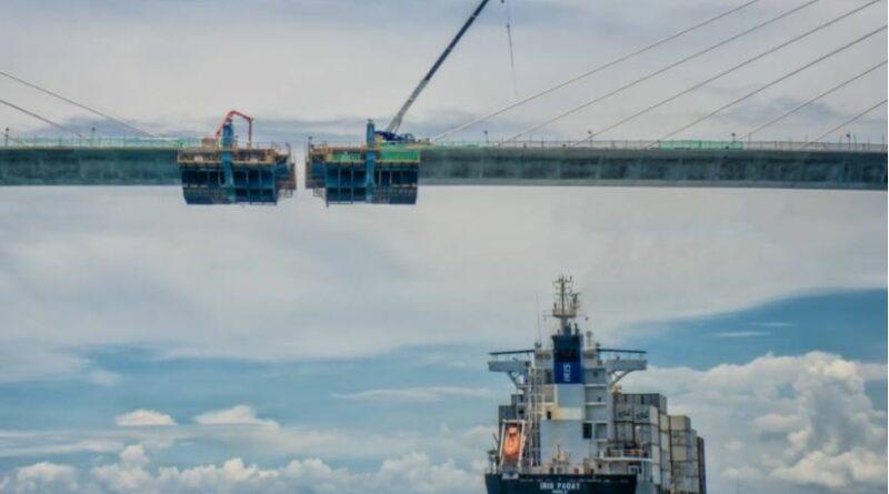PHILIPPINEN MAGAZIN - NACHRICHTEN - Cebu-Cordova Link Expressway vor der Fertigstellung