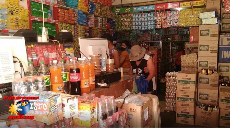 PHILIPPINEN MAGAZIN - FOTO DES TAGES - Selbstbedienungs-Sari-Sari Store Foto von Sir Dieter Sokoll