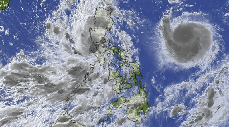 PHILIPPINEN MAGAZIN - NACHRICHTEN - Supertaifun KOKO im Anmarsch