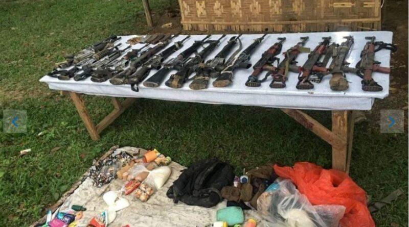 PHILIPPINEN MAGAZIN - NACHRICHTEN - 4 NPA-Rebellen getötet, 9 gefangen genommen mit 12-jährigem