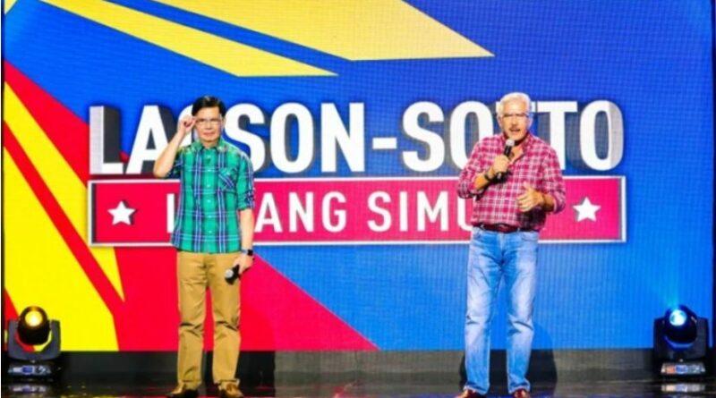 PHILIPPINEN MAGAZIN - NACHRICHTEN - Lacson und Sotto als Tandem für 2022