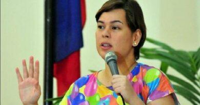 PHILIPPINEN MAGAZIN - NACHRICHTEN - Sara wird weder das Go-Duterte-Tandem unterstützen noch bei der Wahl 2022 die Präsidentschaft anstreben