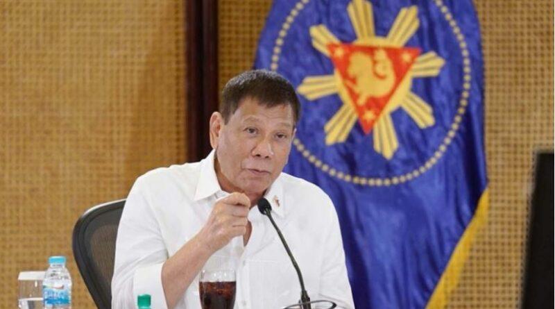 PHILIPPINEN MAGAZIN - NACHRICHTEN - Duterte an Gordon: Wo ist das Geld vom Roten Kreuz?