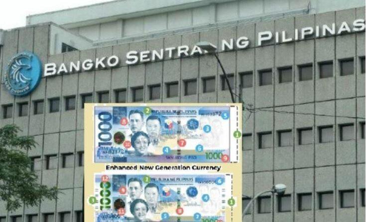 PHILIPPINEN MAGAZIN - NACHRICHTEN- TAGESTHEMA- FEUILLETON - BSP gibt Tipps zur Unterscheidung von gefälschten und echten Geldscheinen