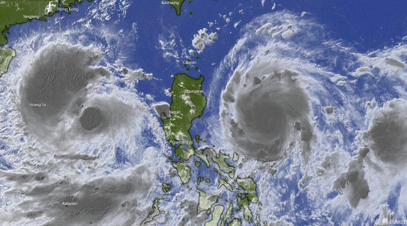 PHILIPPINEN MAGAZIN - WETTER - Die außergewöhnliche Wettervorhersage von heute 17 Uhr