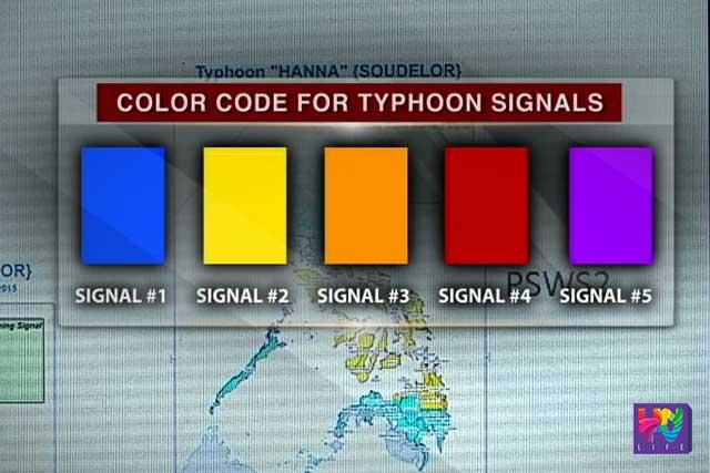 PHILIPPINEN MAGAZIN - WETTER - Aufhebung aller Sturmsignale
