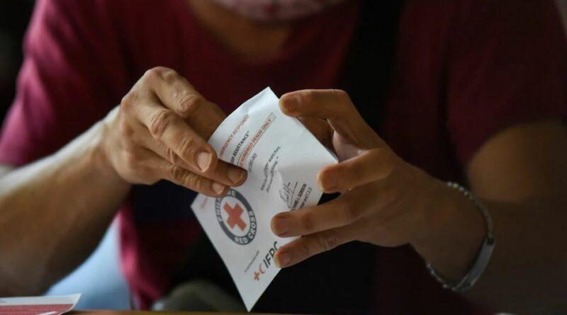 PHILIPPINEN MAGAZIN - NACHRICHTEN - Duterte droht Rotem Kreuz
