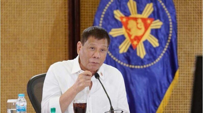 PHILIPPINEN MAGAZIN - NACHRICHTEN - Duterte verlängert Notstand in PH um ein weiteres Jahr