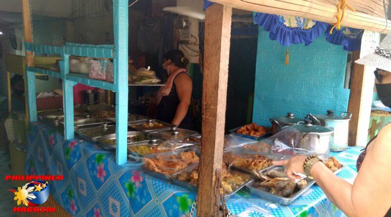 PHILIPPINEN IM VIDEO - FOTO DES TAGES - Essen zum Mitnehmen im Barangay Foto von Sir Dieter Sokoll für PHILIPPINEN MAGAZIN