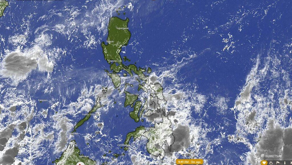 PHILIPPINEN MAGAZIN - WETTER - Die Wettervorhersage für die Philippinen, Dienstag, den 14. September 2021