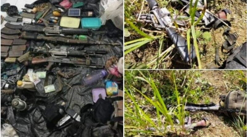 PHILIPPINEN MAGAZIN - NACHRICHTEN - 3 Rebellen bei Feuergefecht auf Negros getötet
