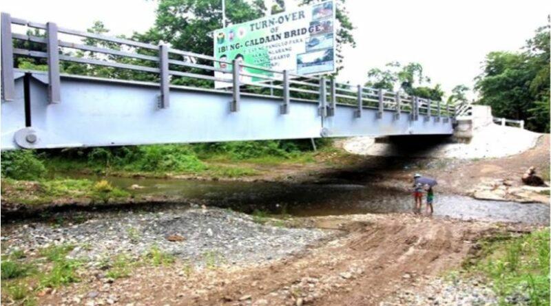 PHILIPPINEN MAGAZIN - NACHRICHTEN - Brücke zum Nutzen der Landwirte in Nueva Vizcaya