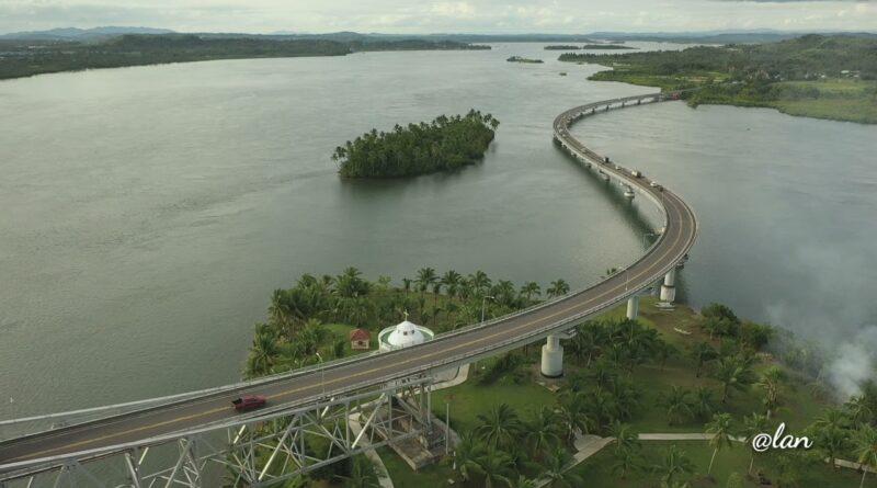 PHILIPPINEN MAGAZIN - VIDEOSAMMLUNG - Die San Juanico Bridge
