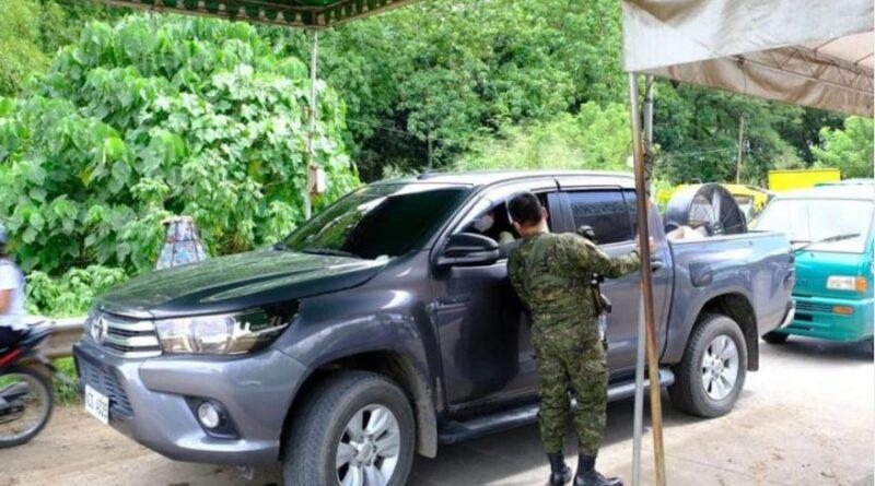PHILIPPINEN MAGAZIN - NACHRICHTEN - Die Polizei von Davao erhöht die Sicherheit nach einer Terrorwarnung aus Japan