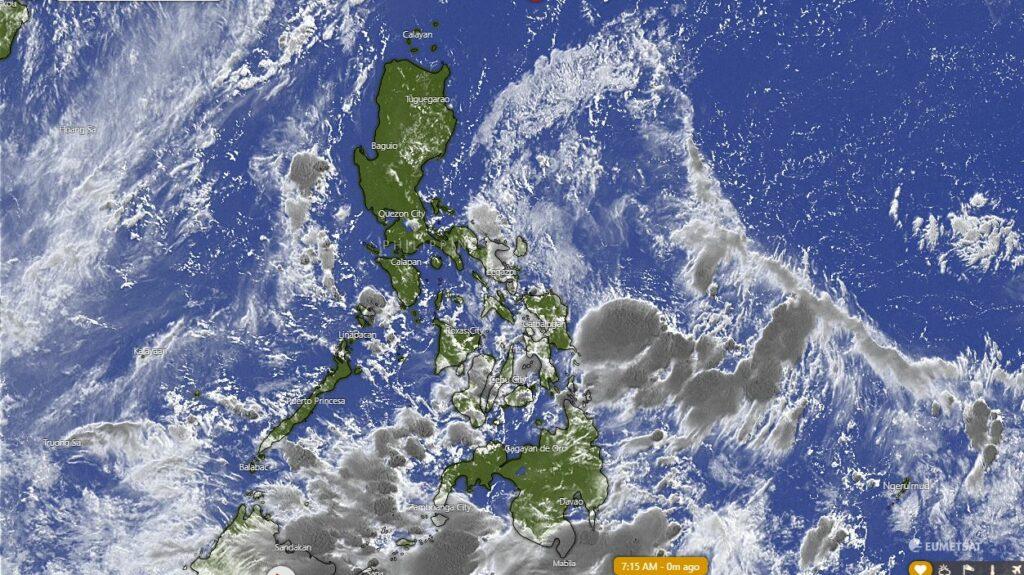 PHILIPPINEN MAGAZIN - WETTER - Die Wettervorhersage für die Philippinen, Donnerstag, den 16. September 2021