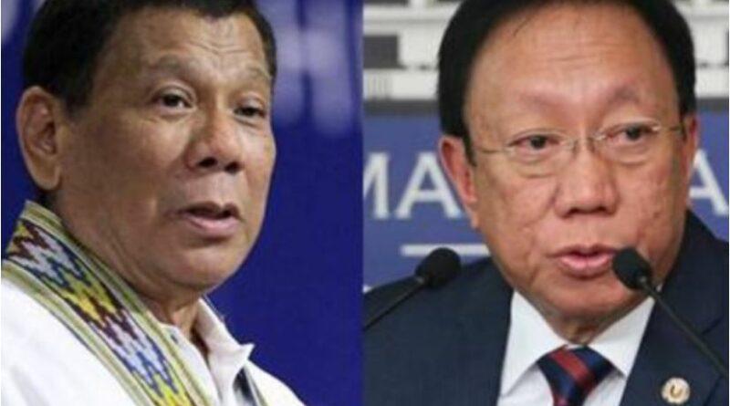 PHILIPPINEN MAGAZIN - NACHRICHTEN - Duterte ordnet Prüfung des Roten Kreuzes an