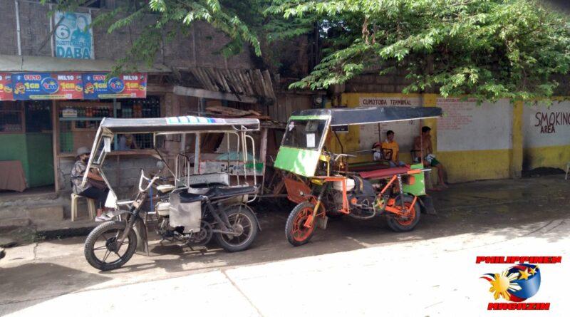 PHILIPPINEN MAGAZIN - FOTO DES TAGES - Pumpen-Motorräder Foto von Sir Dieter Sokoll