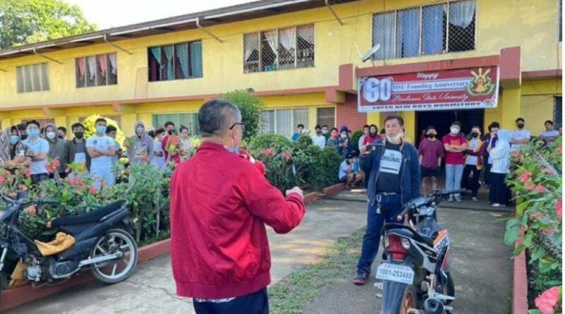 PHILIPPINEN MAGAZIN - NACHRICHTEN - Clan-Fehde als Motiv für die Ermordung von 2 MSU-Studenten