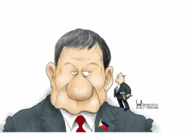PHILIPPINEN MAGAZIN - NACHRICHTEN - MEINUNG - ICC verliert an Bedeutung