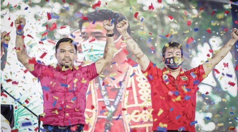 PHILIPPINEN MAGAZIN - NACHRICHTEN - Pacquiao will als Präsident kandidieren