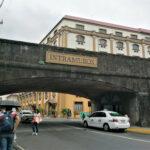Intramuros, auch bekannt als die ummauerte Stadt