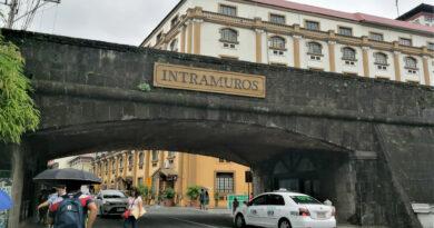 PHILIPPINEN MAGAZIN - TAGESTHEMA - Intramuros, auch bekannt als die ummauerte Stadt