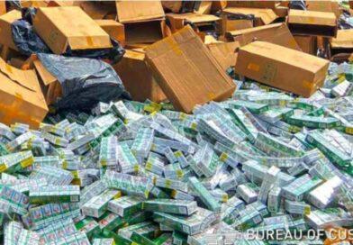 PHILIPPINEN MAGAZIN - NACHRICHTEN - Zigarettenschmuggel ist eine große Gefahr für die Steuererhebung