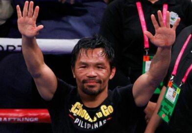 PHILIPPINEN MAGAZIN - NACHRICHTEN - Meine Boxkarriere ist vorbei - Pacquiao
